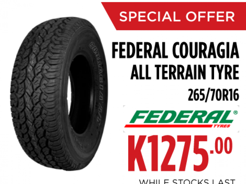 Federal Couragia A/T | All-Terrain