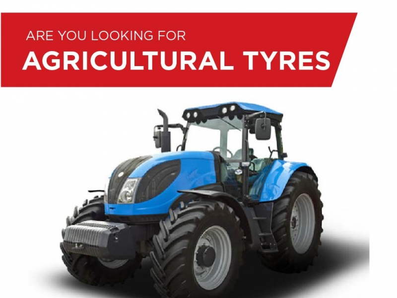 Need agricultural tyres?