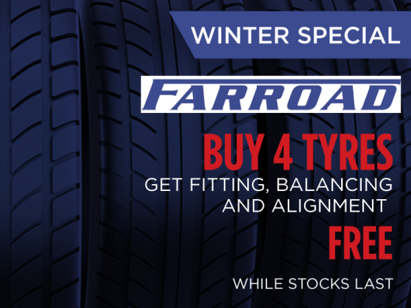 Winter Tyre Special