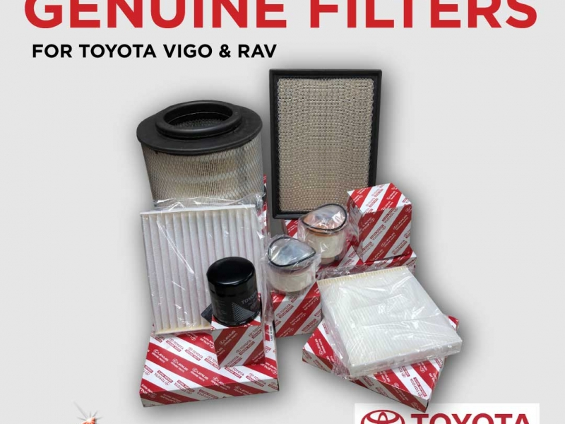 3 benefits of replacing your vehicle air filters!